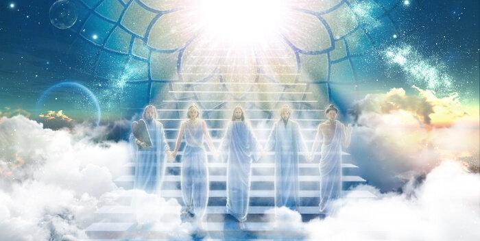 Anges et guides spirituels