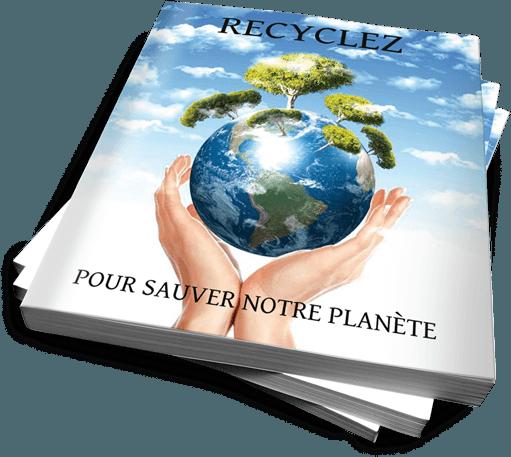 recyclez pour sauver notre planète, ebook, bien vivre