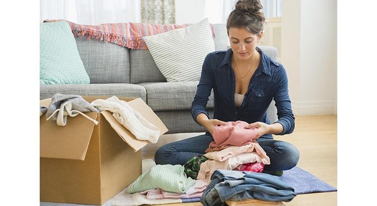 désencombrer sa maison, minimalisme, écologie, bien vivre