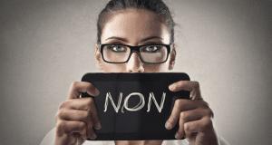 Apprendre à dire NON [7 étapes]