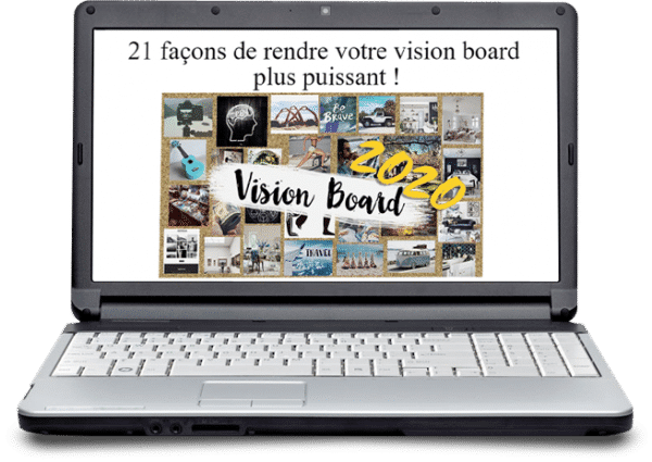 vision board, tableau de vision, tableau de visualisation, checklist, point de contrôle, mémo