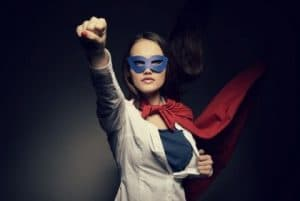 être courageux, être courageuse